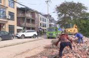 康乾街道稳步推进民生实事项目