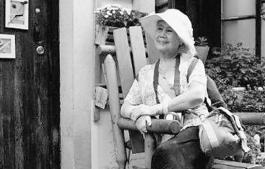 """87岁杭城最潮老太太 自述""""我就是喜欢玩"""""""