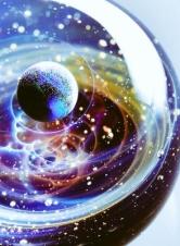 玻璃中的宇宙